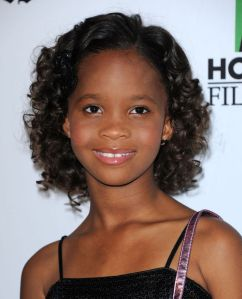 Quvenzhane Wallis (photo: glamour.com)
