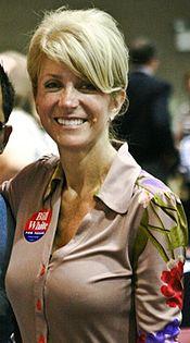 Wendy Davis in 2010 (photo: Wikipedia)