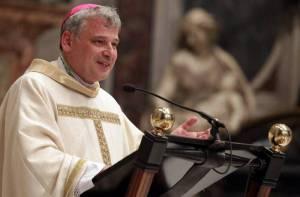 Archbishop Konrad Krajewski, Papal Almoner (photo: Vatican Insider)