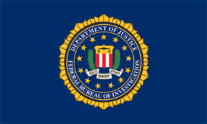 Federal Bureau of Investigation (FBI) (http://www.crwflags.com/), via Wikimedia Commons